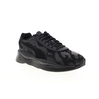 Puma RS-Pure The Hundreds  Mens Black Lace Up Low Top Sneakers Shoes
