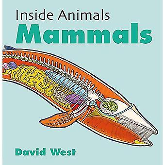 Binnen dieren - Zoogdieren door David West - 9781526310897 Boek