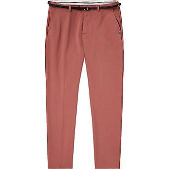 Maison Scotch Maison Scotch a la medida de sudor cinturada pantalones de mujeres