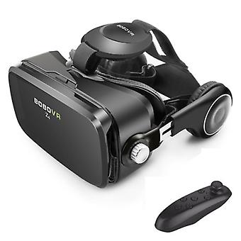 BOBO VR VR Virtual Reality 3D Glasses 120 ° With Bluetooth Remote Control for Smartphones