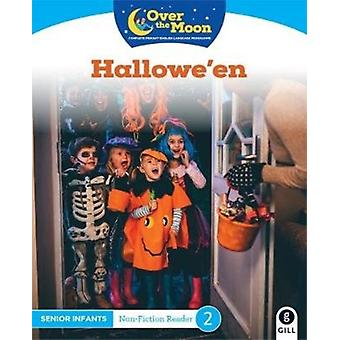 OVER THE MOON Halloween by OKeeffe & Mary
