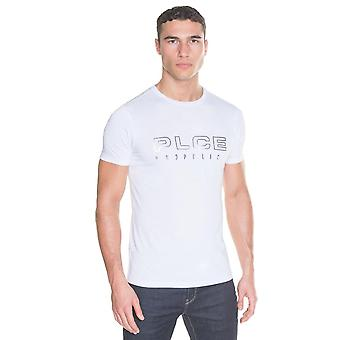 Police Hay Supima Stretch Cotton Half Sleeve T-shirt