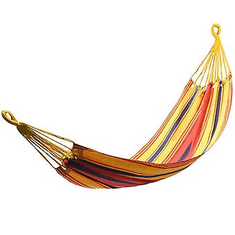 Hammock with Storage bag, 100 x 200 cm - Orange