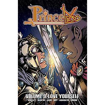 Princeless Volume 9 - Love Yourself by Jeremy Whitley - 9781632295194