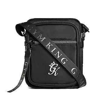 Gym King Opose Cross Body Bag - Black