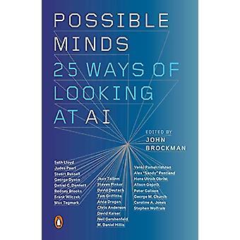 Possible Minds - Twenty-Five Ways of Looking at AI von John Brockman -