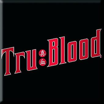 True Blood Kühlschrank Magnet trinken Logo neue offizielle 76 x 76 mm
