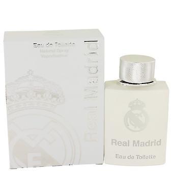 Real Madrid Eau De Toilette Spray By AIR VAL INTERNATIONAL 3.4 oz Eau De Toilette Spray