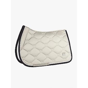 PS of Sweden Ps Of Sweden Monogram Full Size Jump Saddle Pad - Prosecco