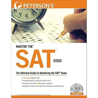 Master the SAT 2020 by Petersons