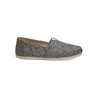 TOMS - Shoes - Slip-on - ALPR_100126-15-GREY - Men - darkgray - US 11.5
