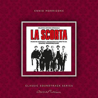 Ennio Morricone - La Scorta [Vinyl] USA import