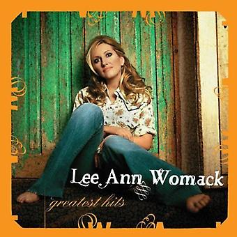 Lee Ann Womack - Greatest Hits [CD] USA import