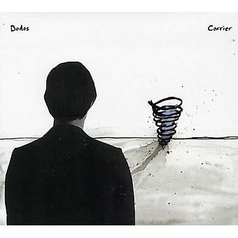 Dodos - Carrier [CD] USA import
