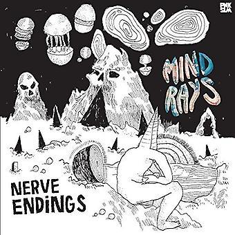 Mind Rays - Nerve Endings [Vinyl] USA import