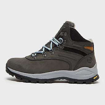 Hi Tec Women's Altitude Alpyna WP Walking Boots Charcoal