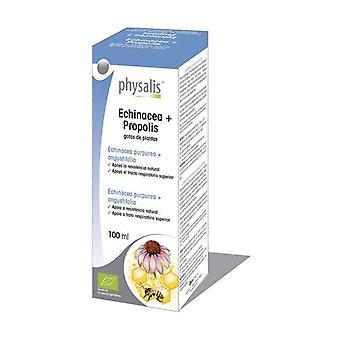 Echinacea en Propolis Bio Extract 100 ml
