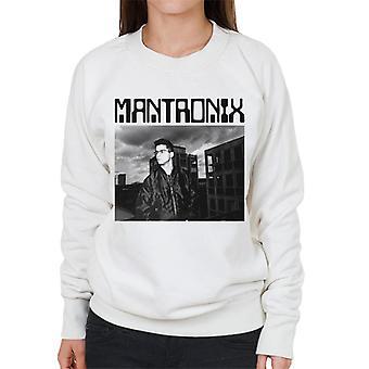 Mantronix Kurtis Shot Women's Sweatshirt
