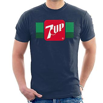 7up Retro 80 logo men's T-Shirt