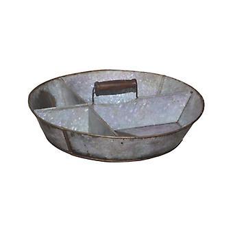 Deco4yourhome Iron Planter