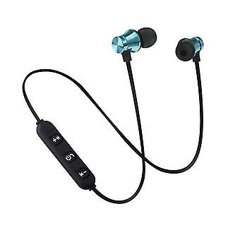 M10 Sport, Casque sans fil dans l'oreille-bleu