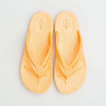 Crocs Crocband Flip W 206100801 universal kesä naisten kengät