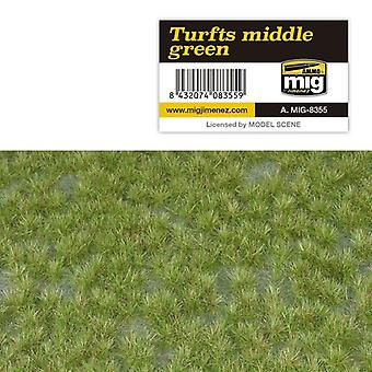 Ammo by Mig Grass Mat - Middle Green Turf