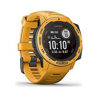 Garmin SmartWatch Unisex INSTINCT SOLAR Yellow 010-02293-09