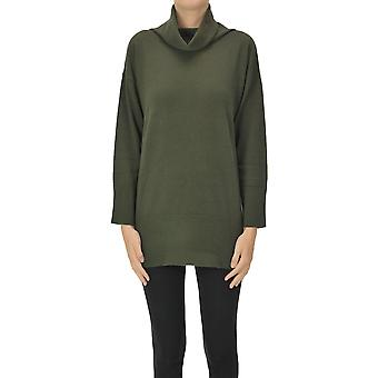 Anneclaire Ezgl112028 Damen's Grüne Wolle Pullover