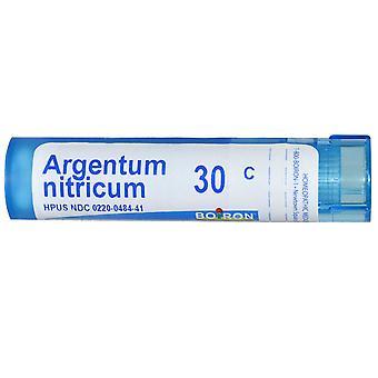 Boiron, Single Remedies, Argentum Nitricum, 30C, Approx 80 Pellets