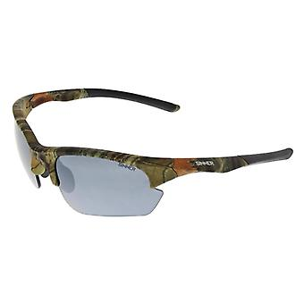 Sunglasses Unisex Relay Reflective Brown/Green