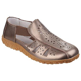 Fleet & Foster Women's Grigio Shoe Brown 23610-38724