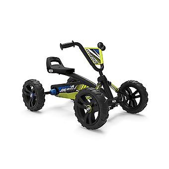 BERG Buzzy Volt Limited Edition Pedal Go Kart Green and Black