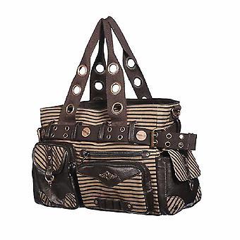 Banned - vintage steampunk - handbag