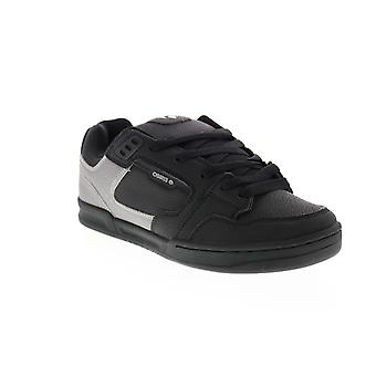 Osiris Trace  Mens Black Synthetic Skate Sneakers Shoes