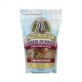 Bakery On Maine - Triple Berry Granola 340g