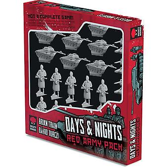 Days and Nights Red Army Expansion Pack