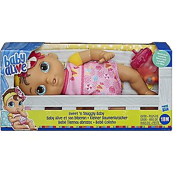 Baby Alive Sweet n Snuggly Doll