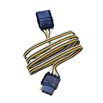 Hopkins 47115 4-Wire Flat Ext Harness