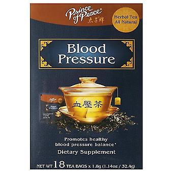 Prince Of Peace vérnyomás tea, 18 táskák