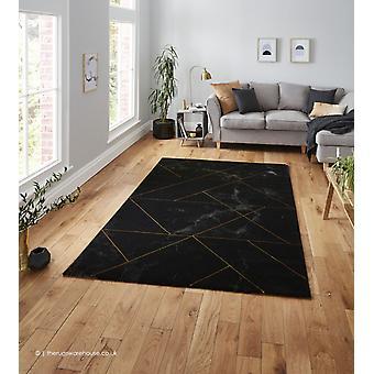 Berona Black Gold Teppich