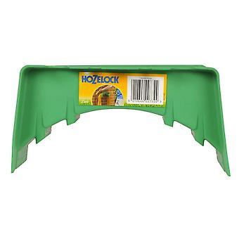 """Hozelock Hose Wall Hanger for up to 30 Metre of 12.5mm (1/2"""") Hose Pipe (Green)"""