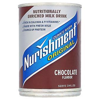 Nurishment Chocolate Drink 400g x12