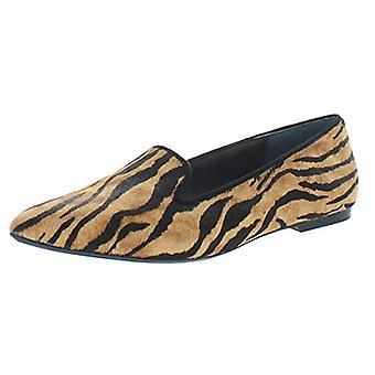 Alfani Frauen's Schuhe Poee Leder Spitz toe Loafers