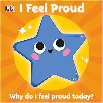 First Emotions: I Feel Proud [Livre du conseil]