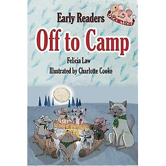 Dice Mice Readers: Off to Camp (Dice Mice Readers)