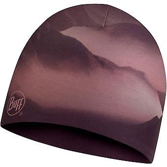 Buff Unisex Adults Reversible Microfiber Outdoor Warm Beanie Hat - Serra Mauve