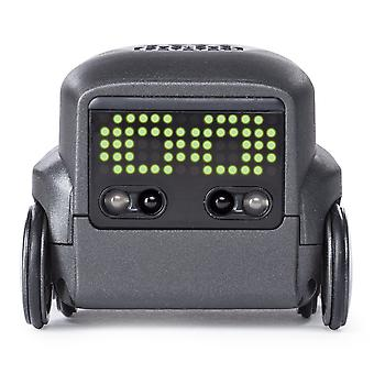 Boxer — interactive ai robot toy (black) with personality and emotions, for ages 6 and up black