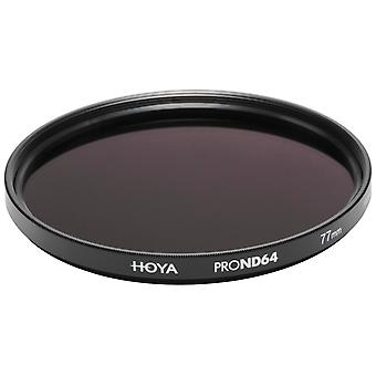 Hoya 52 mm pro nd 64 filter