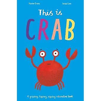 Dit is Krab Een aangrijpend tippend interactief boek